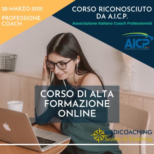 Corso Online 7+3 Professione Coach 2021 – BOLOGNA