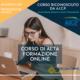 Coaching alta formazione online