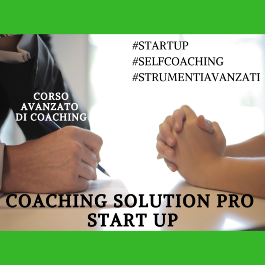 Coaching Solution PRO Start Up